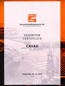 2018.09 - Ground Handling Russia and CIS